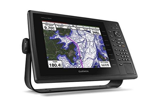 Garmin 010-01185-18 GPS Map Bundle 1020 met zender B175L (12 graden helling) 11809