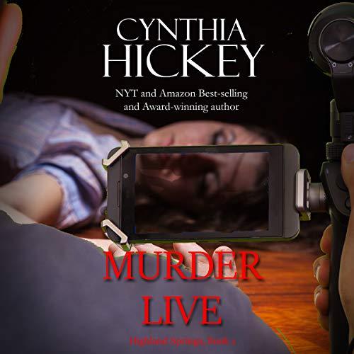 Murder Live audiobook cover art