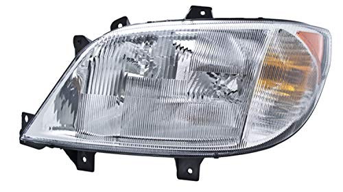 HELLA 247005011 Dodge Sprinter Driver Side Headlight Assembly