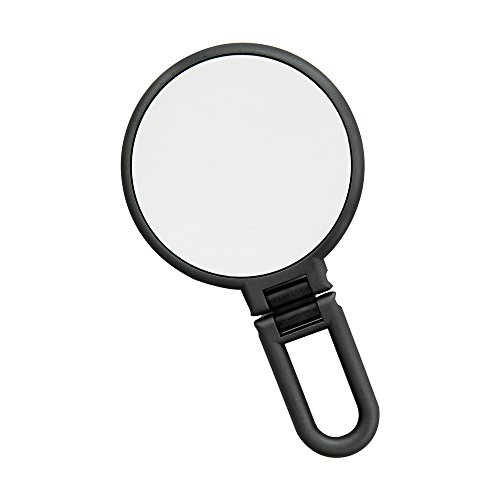 Danielle Creations Double-Sided Makeup Mirror, 1X / 10X Magnifying Mirror...