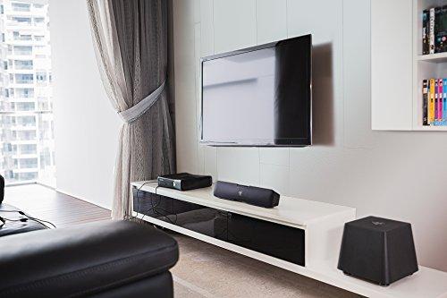 Razer Leviathan Soundsystem (mit Dolby 5.1 Surround Sound, leistungsstarkem Subwoofer für tiefe Bässe, ideal für Gaming, Filme und Musik)