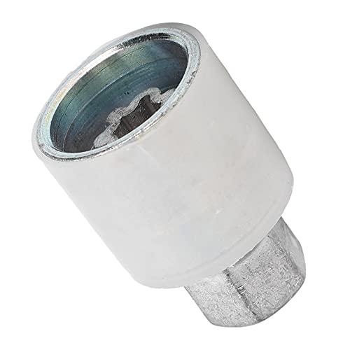 Tornillo antirrobo para neumáticos de automóvil Modelo N Tornillo antirrobo para automóvil Compatible con A1 A3 A5 A4L A6L A7 A8 Q5 Q3 TT R8