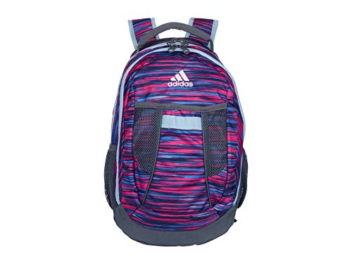 adidas Finley 3-Stripes Backpack Sunet Shock Pink/Onix/Glow One...