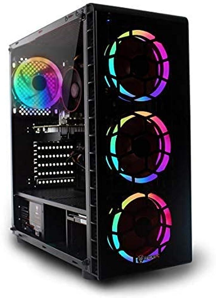Pc fisso intel core i5 nvidia gtx 1660 super 6 gb gpu ram ddr4 da 16 gb ssd da 240 gb hdd da 1 tb CRUI594F16-12-N166S-GMBD