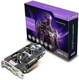 Sapphire 11217-04-20G Radeon R9 270X 4GB GDDR5 - Tarjeta gráfica (Radeon R9 270X, 4 GB, GDDR5, 256 bit, 2560 x 1600 Pixeles, PCI Express 3.0)