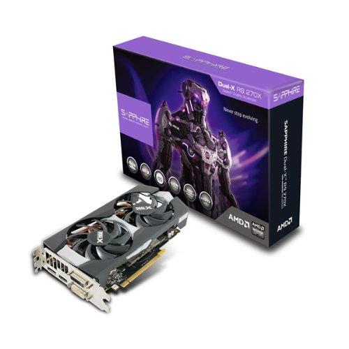Sapphire Radeon R9270X interne Graphic Card 4096MB