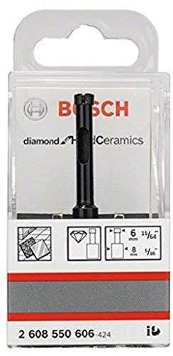 Bosch Professional Diamant-Bohrer nass Diamond for Hard Ceramics (Ø 6 mm)