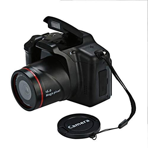 ZCFXGHH Videokamera, 2 Million Pixel Home SLR-Kamera Digitale SLR-Kamera SLR Film-Kamera HD 1080P Hohe Auflösung Kamera 16x Zoom