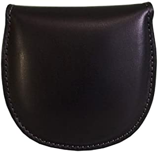 牛革製 馬蹄型コインケース
