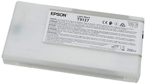 Epson C13T913700 passend für Scp5000 Tinte hell Schwarz 200ml
