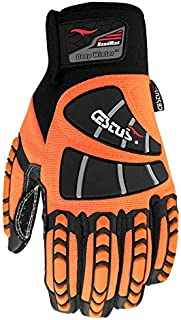 Cestus Temp Series HM Deep Winter Insulated Impact Glove, Work, Cut Resistant, X-Large (Pack of 1 Pair)