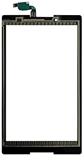 Touch Screen Digitizer Lens Glass Replacement for Lenovo Tab 3 8 TB3-850 850F 850M 8'' (Black)