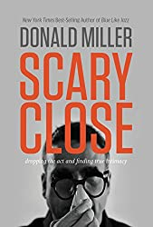 Scary Close by Donald Miller book cover