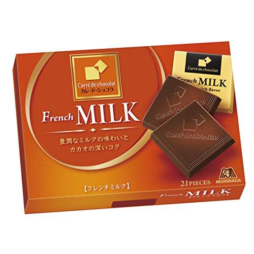 カレ・ド・ショコラ フレンチミルク 6個