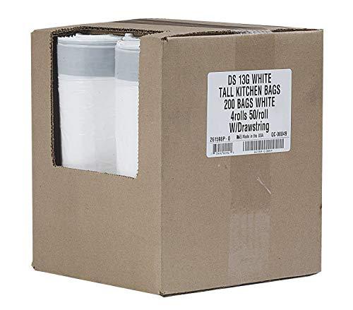 13 gallon commercial trash bags - 8