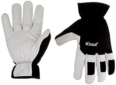 Kinco 0 Unlined Goatskin Driver Work Gloves