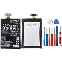 Swark bl-t5 batería para LG Google Nexus 4 E960 Optimus G E975 con Herramientas