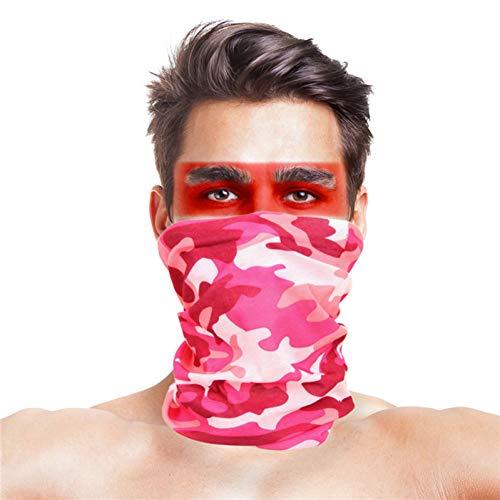 Fietsen Bandana Hoofddeksels Polyester Microfiber Vissen Hoofdband Moto Fiets Hoofddoek Gezichtsscherm Masker