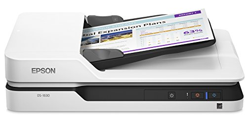Epson DS-1630 Document Scanner: 25ppm, TWAIN...