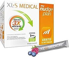 XL-S MEDICAL Direct Bustine Orosolubili, Trattamento Dimagrante per la Gestione del Peso e Riduzione dell`Appetito, My...