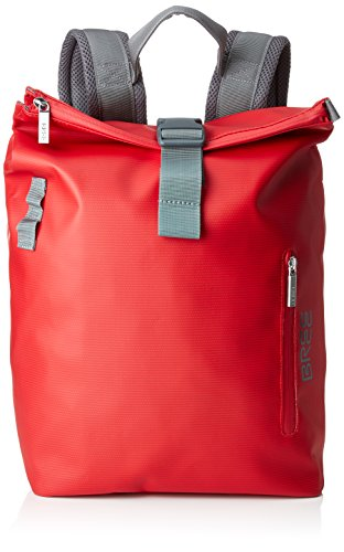 BREE Collection Unisex-Erwachsene Punch 712,  Backpack S Rucksack, 42x15x34 cm (B x H x T)