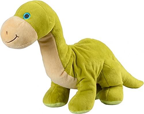 """Warmies® Wärmekissen/Stofftier\""""Brachiosaurus,Dino\"""" Hirse Lavendelfüllung 40cm 800g"""