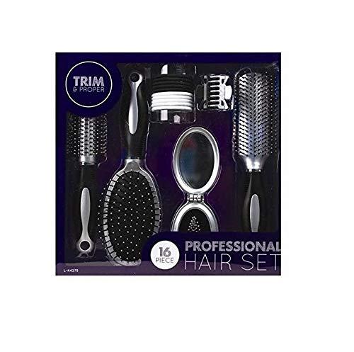 Haarpflege-Set, 16 Stück