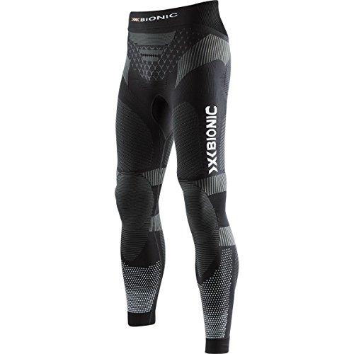 X-Bionic Twyce O100596-B014 Pantalon de course pour homme Noir Taille S