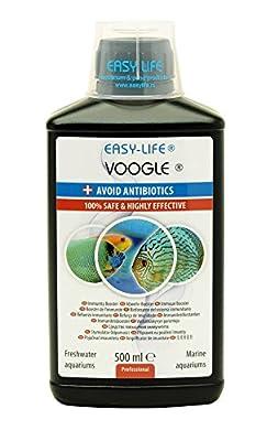 Easy Life Voogle Traitement de l'Eau pour Aquariophilie 500 ml