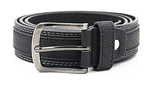Nieuwe Heren Riem Heren Lederen Mode Casual Riem S Xl Xs 2Xs 2Xl Luxe Merk Riemen (Kleur : Bruin, Maat : L/110cm)