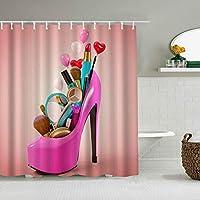 シャワーカーテンテキサススターヴィンテージ防水バスライナーフックに含まれるdBathroom装飾的なアイデアポリエステル生地アクセサリー