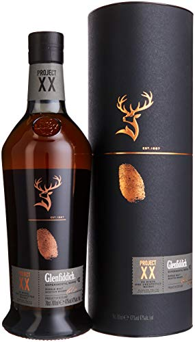 mächtig Glenfiddich Experimental Series Projekt XX Single Malt Scotch Whisky-Premium Limited Edition…