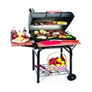 Char Griller Deluxe Charcoal Barbecue