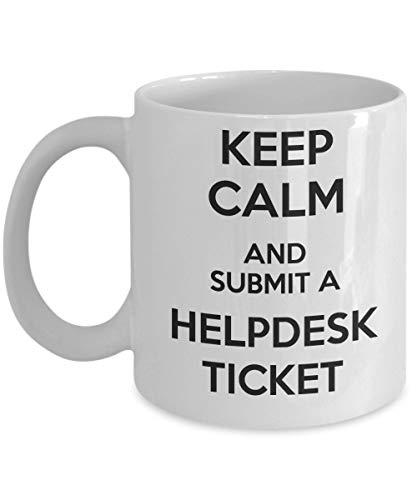 NA Taza del Servicio de Asistencia técnica - Mantenga la Calma y...