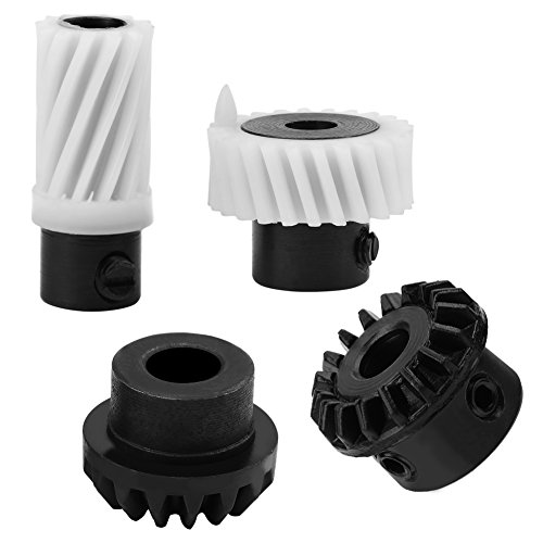 Yunhany Direct Universal Durable 4 pcs Hook Drive Gear Set, for Sewing Machine Part Accessories Singer 174491,174488,163997,163328