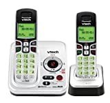 2 each: Vtech Dect 6.0 Digital Two Handset Cordless Phone With Answering Device (CS6229-2)