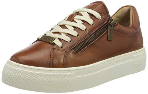 bugatti Damen 412883034100 Sneakers, Cognac, 38 EU