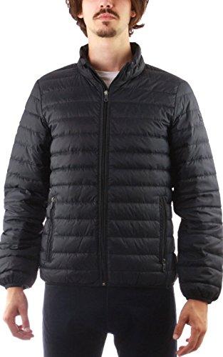 Armani Jeans Herren 8N6B726NHPZ Jacke, Blau (BLU 15K5), Medium (Herstellergröße: 50)