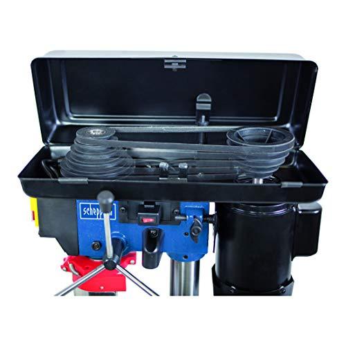 Scheppach 5906808901 Taladro/mesa Taladro dp16vl, usos múltiples ...