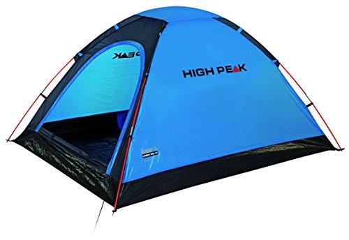 High Peak, Tenda da Campeggio Monodome, Blu (Blau/Dunkelgrau), Standard