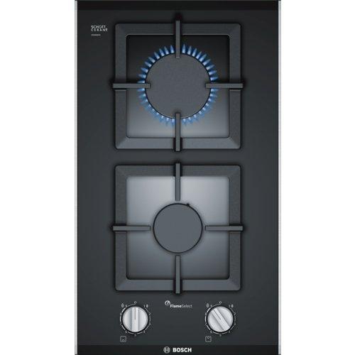 Plaque 2 feux Gaz Bosch PSB3A6B20 - Domino gaz 2 foyers