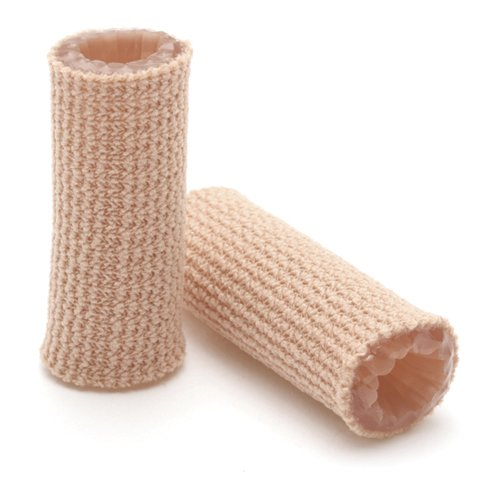 maddak shelf liners SP Ableware Silipos Gel Toe Tubes - 2 each (789060000)