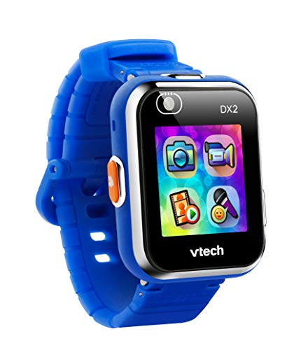 Vtech 80-193804 Kidizoom Smart Watch DX2 Blue Smartwatch for Children