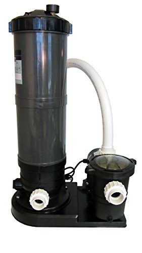 Splapool/Pooline In-Ground Swimming Pool Cartridge Filter System...