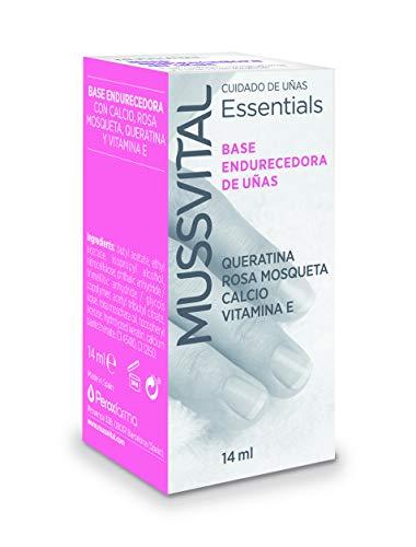 Mussvital Endurecedor de uñas 14ml