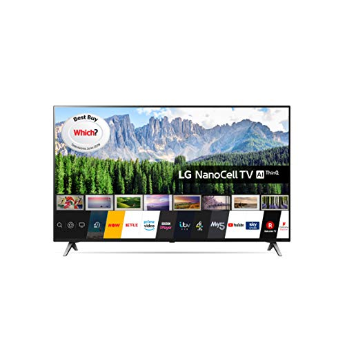 LG 55SK8000PLB 55-Inch Super UHD 4K HDR Premium Smart LED TV with...