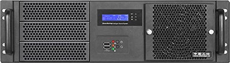 PLINKUSA RACKBUY 3U(Fan LCD)(3x5.25+7x3.5 HD)(ATX/Micro-ATX/Mini ITX)(14.96
