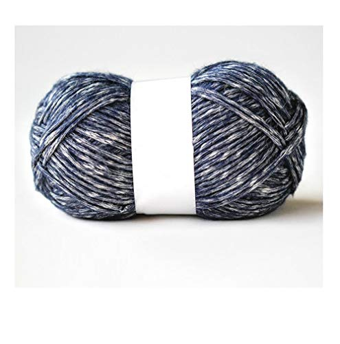 Alpaca sjaal van katoen, gevlochten, met wol, zachte lijn met zachte zoom, stoffen tas om zelf met de hand gevlochten, zacht en sjaal te maken A3.