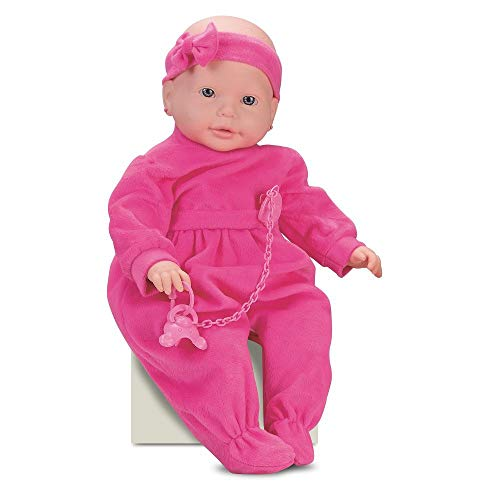 Boneca New Bebê Mania Xixi Roma Jensen Branca