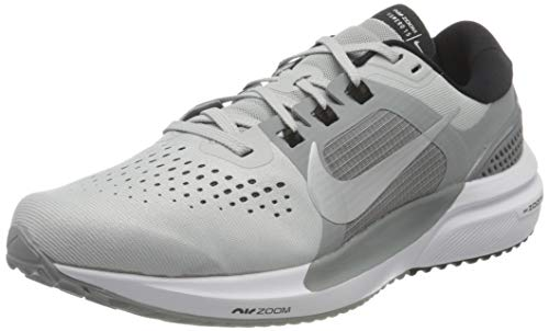 Nike Air Zoom Vomero 15, Zapatillas para Correr Hombre, Gris Fog Mtlc Silver Black Iron Grey Particle Grey, 38.5 EU